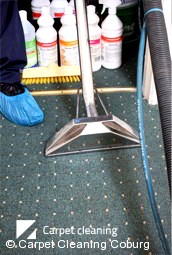 Professional Deep Carpet Cleaning in Coburg